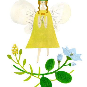 コーギーの妖精